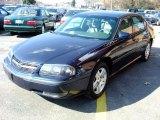 2001 Navy Blue Metallic Chevrolet Impala LS #63848366