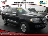 2008 Black Lincoln Navigator Luxury #63848465
