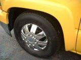 2002 Chevrolet Silverado 3500 LT Extended Cab Dually Custom Wheels