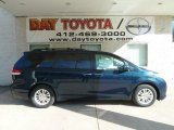 2012 South Pacific Pearl Toyota Sienna XLE #63848219