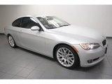 2009 Titanium Silver Metallic BMW 3 Series 328i Coupe #63848330