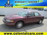 1999 Dark Carmine Red Metallic Buick Century Custom #63871688