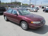 1999 Buick Century Dark Carmine Red Metallic