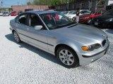 2004 Titanium Silver Metallic BMW 3 Series 325xi Sedan #63871685