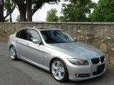 2009 Titanium Silver Metallic BMW 3 Series 335i Sedan #63871197