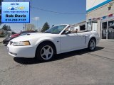 2002 Oxford White Ford Mustang GT Convertible #63871171