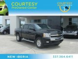 2010 Black Granite Metallic Chevrolet Silverado 1500 LT Crew Cab 4x4 #63871639