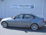 2011 Space Gray Metallic BMW 3 Series 335d Sedan #63871399