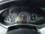 2004 Ford Focus SE Sedan Gauges