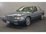 2009 Norsea Blue Metallic Mercury Grand Marquis LS #63871609