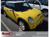 2005 Liquid Yellow Mini Cooper S Hardtop #63871358