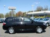 2010 Black Toyota Highlander V6 #63871344