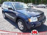 2006 Midnight Blue Pearl Jeep Grand Cherokee Limited 4x4 #63870971