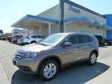 2012 Urban Titanium Metallic Honda CR-V EX 4WD #63871566