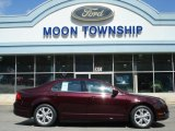 2012 Bordeaux Reserve Metallic Ford Fusion SE #63871299
