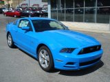2013 Ford Mustang GT Coupe Data, Info and Specs