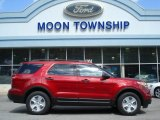2013 Ruby Red Metallic Ford Explorer 4WD #63871295