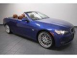 2008 Montego Blue Metallic BMW 3 Series 335i Convertible #63914181