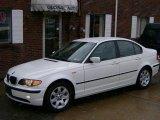 2002 Alpine White BMW 3 Series 325i Sedan #6388189