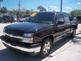 2003 Black Chevrolet Silverado 1500 LS Extended Cab #63914503