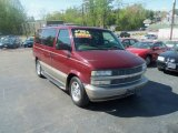 2003 Dark Carmine Red Metallic Chevrolet Astro LS #63914493