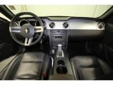 2005 Ford Mustang V6 Premium Coupe Dashboard