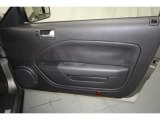 2005 Ford Mustang V6 Premium Coupe Door Panel