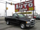 2004 Black Dodge Ram 1500 ST Regular Cab #6379363