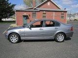 2005 Silver Grey Metallic BMW 3 Series 325xi Sedan #63914448