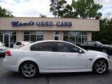2009 White Hot Pontiac G8 Sedan #63914102