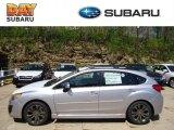 2012 Ice Silver Metallic Subaru Impreza 2.0i Sport Premium 5 Door #63913730