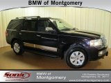 2007 Dark Amethyst Metallic Lincoln Navigator Luxury #63914094