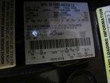 2007 Navigator Color Code for Dark Amethyst Metallic - Color Code: PG