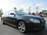 2012 Black Granite Metallic Chevrolet Malibu LT #63914078