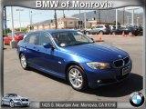 2010 Montego Blue Metallic BMW 3 Series 328i Sedan #63914071