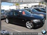 2009 Black Sapphire Metallic BMW 3 Series 335i Sedan #63914066