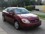 2007 Sport Red Tint Coat Chevrolet Cobalt LT Coupe #63914394