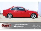 2007 Crimson Red BMW 3 Series 328i Coupe #63914062