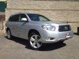 2010 Classic Silver Metallic Toyota Highlander Limited 4WD #63914383