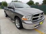 2010 Mineral Gray Metallic Dodge Ram 1500 SLT Quad Cab #63914044