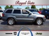 2008 Mineral Gray Metallic Jeep Grand Cherokee Limited 4x4 #63913661