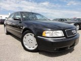 Audi A8 2001 Data, Info and Specs