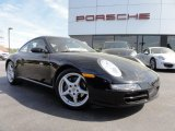 2005 Black Porsche 911 Carrera Coupe #63913615