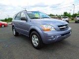 2009 Ice Blue Kia Sorento LX #63914302