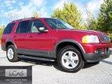 2003 Redfire Metallic Ford Explorer XLT #63914288
