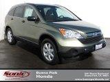 2008 Green Tea Metallic Honda CR-V EX #63913947