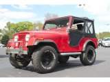 Jeep CJ Data, Info and Specs
