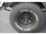 Jeep CJ Wheels and Tires
