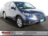 2012 Twilight Blue Metallic Honda CR-V EX-L #63913867