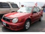 2002 Subaru Impreza TS Wagon Data, Info and Specs